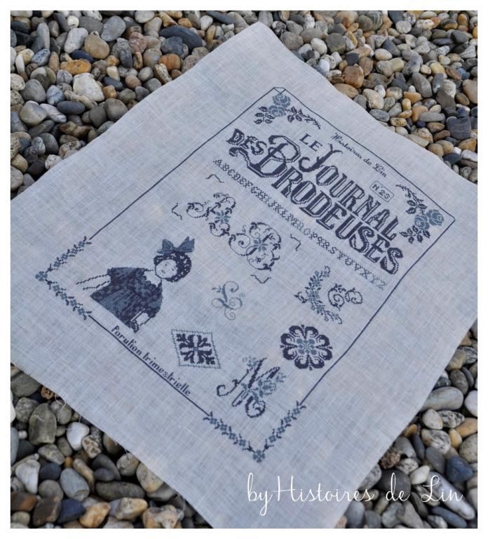 Le Journal des Brodeuses : 6005