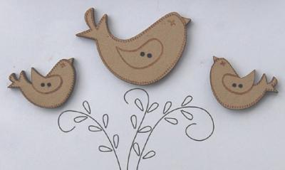 Les 3 Oiseaux TB026