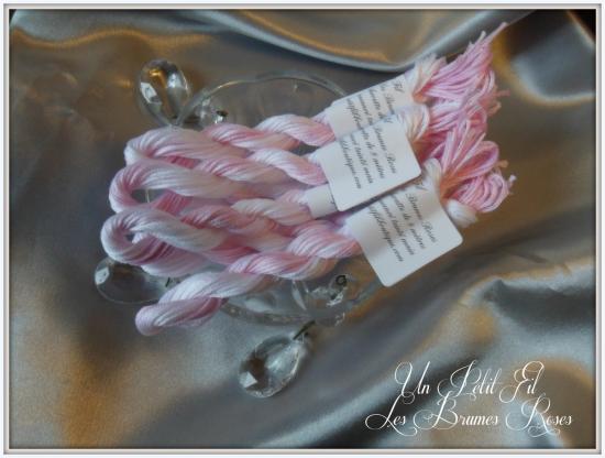 Echevette Les Brumes Roses