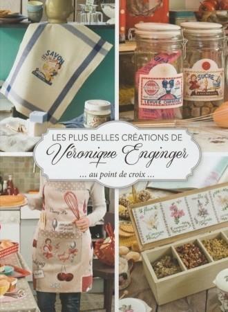 Les Plus Belles Créations 'Collection Cuisine ' de Véronique Enginger