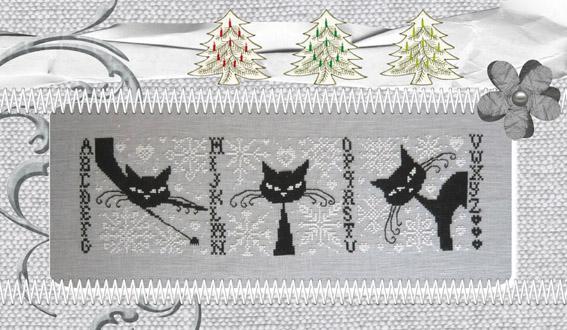 Les Psycho Cat's aiment la neige ! RV222