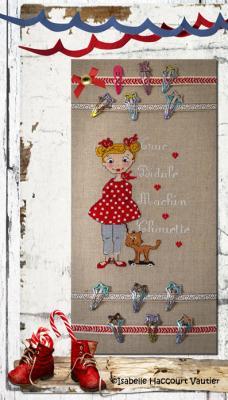 Lili Truc Bidule MIMI15 Isabelle Haccourt Vautier