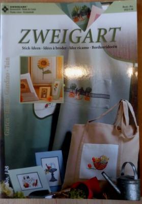 Livre N°102/138 Zweigart