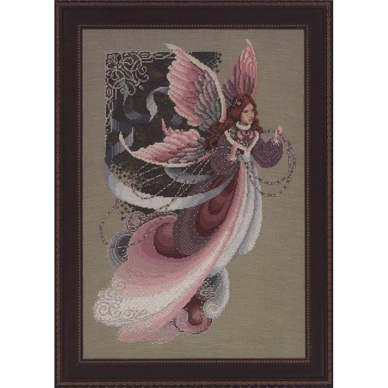 Ll41 fairy dreams fiche lavender and lace