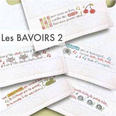 Les bavoirs 2 B026 Lilipoints