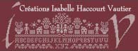 Logo isabelle haccourt vautier 1
