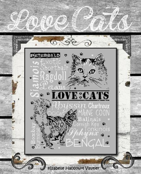 Love cats 1