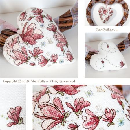 Magnolia heart faby reilly designs