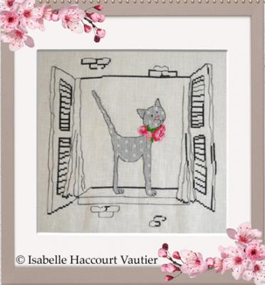 Grisouille mimi01 Isabelle Haccourt Vautier