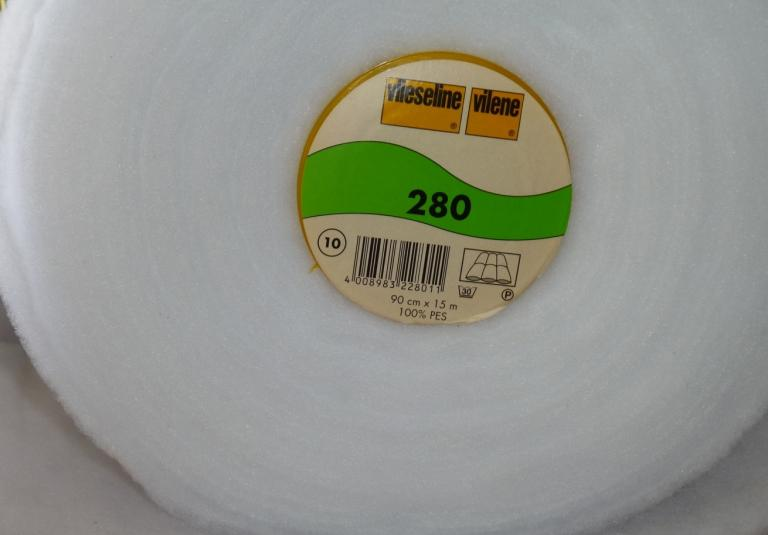 Molleton à patch à coudre Réf : 280 Vlieseline 50x90cm