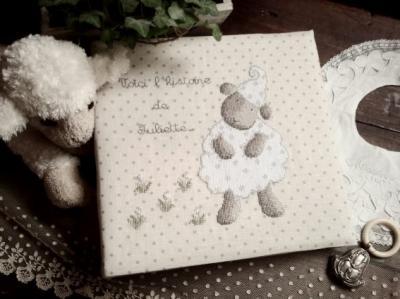 Mouton Le Lin d'Isabelle