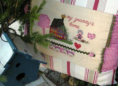 My granny's home Lilli Violette