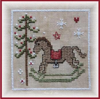 Noël Nostalgique Carré N°6