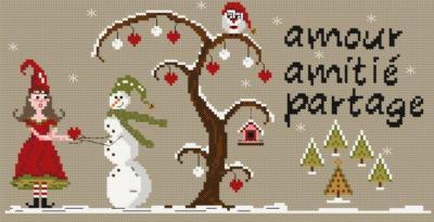Noël Partage
