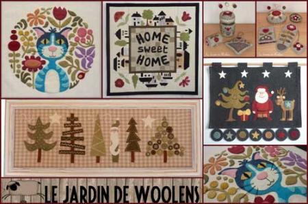 Nouveautes le jardin de woo