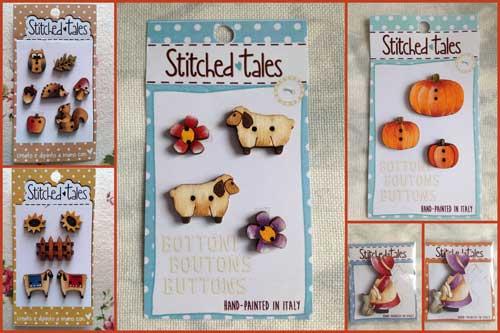 Nouveautes stitched tales j