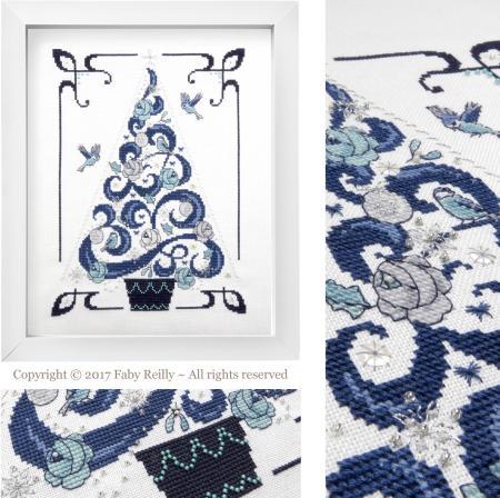 O tannenbaum en bleu faby reilly designs