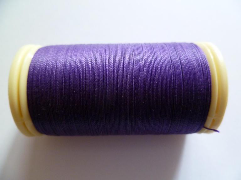 Fil glacé 'Fil au Chinois' pour Patchwork Violet 550