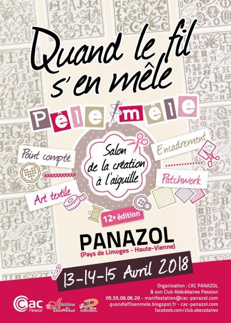 Panazol 13 14 15 avril 2018