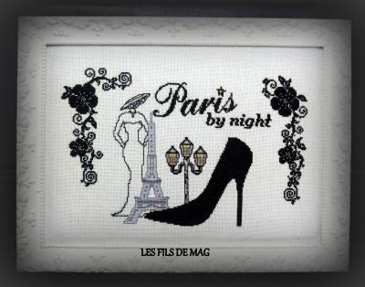 Paris By Night PDC11 Les Fils de Mag