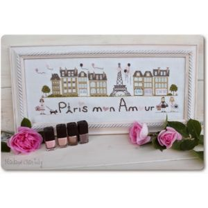 Paris mon amour madame chantilly