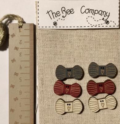 6 Mini Pelote PMB1 The Bee Company