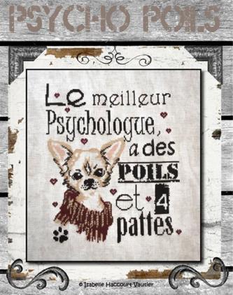 Psycho poils bdn24