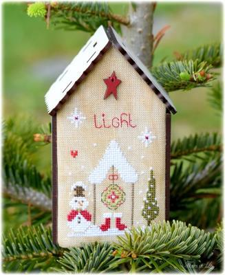 Kit Nichoir 'Light Christmas' - The Bee Company Réf. 162