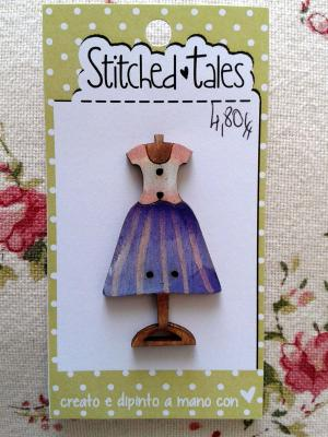 Robe Violette B514-33