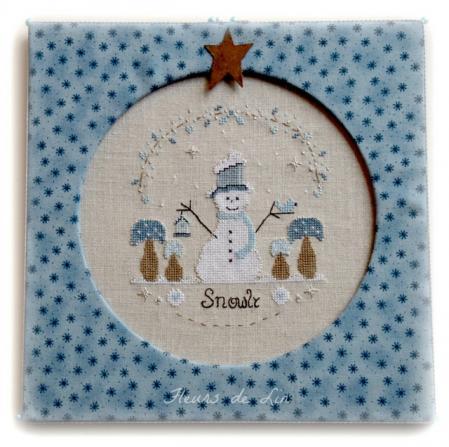 Snowly le petit bonhomme de neige 126