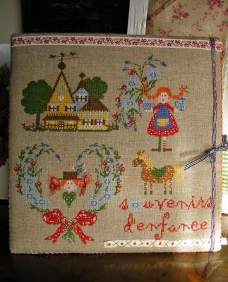 Souvenirs d'enfance Lilli Violette