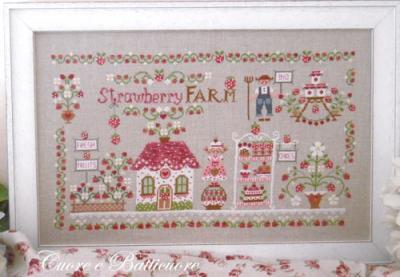 Strawberry farm Cuore e Batticuore