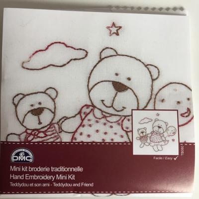 Mini kit Teddydou et son ami TB080