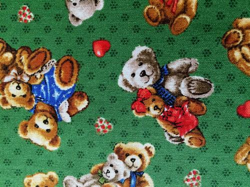 Tissu bear hugs 5