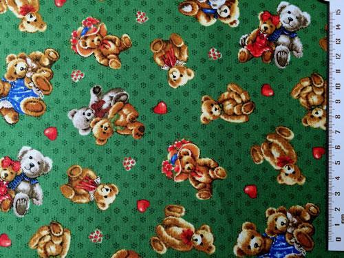 Tissus Patchwork Bear Hugs Réf : 112 29422