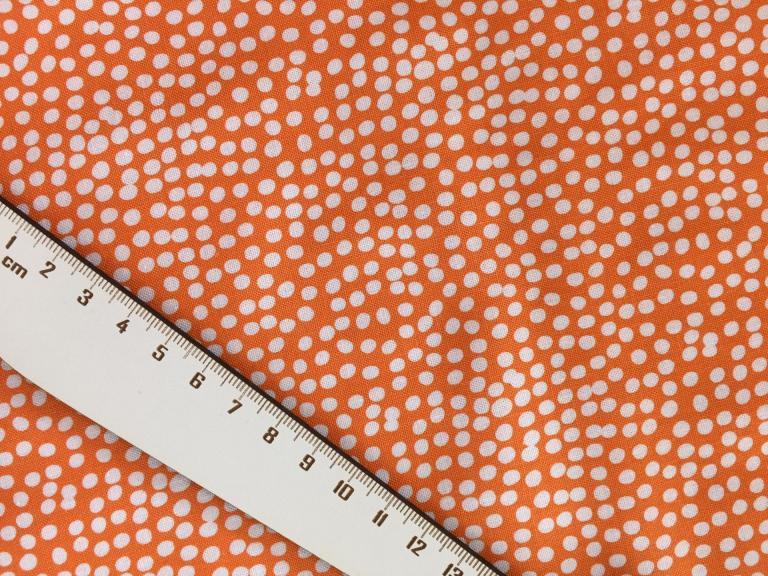 Tissu Patchwork Dashwood Orange