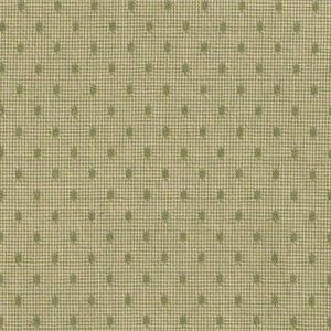 Tissu Japonais Vert à points 41160C