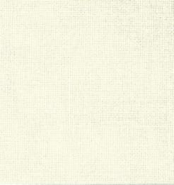 Toile a broder zweigart cashel 11 fils blanc antique 101