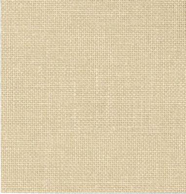 Toile à Broder Zweigart  de Lin Cashel 3281 11,2 Fils 52 Naturel Clair (Flax)