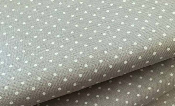 Toile belfast 3609 a pois 7349