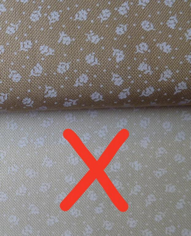 Tissu Tons sur Tons Beige 45x55cm 02