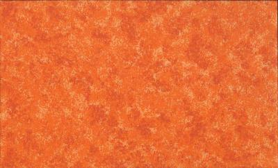 Tissus Patchwork Makower faux Unis Spraytime  N56 ORANGE