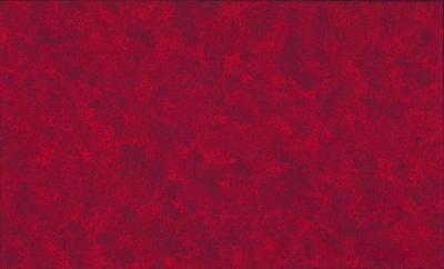Tissus Patchwork Makower faux Unis Spraytime  R04 CERISE