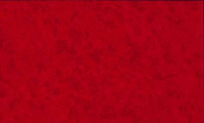 Tissus Patchwork Makower faux Unis Spraytime  R06 ROUGE
