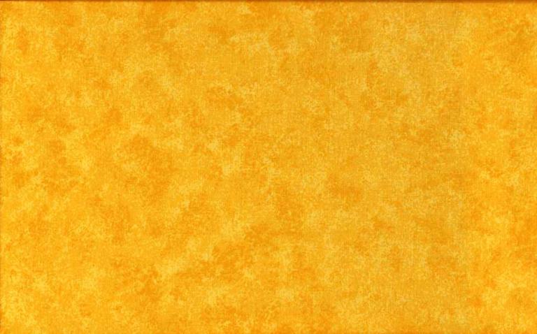 Tissus Patchwork Makower faux Unis Spraytime  Y08 JAUNE VIF