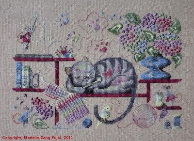 Tricot cat a56
