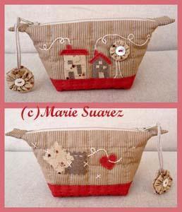 Kit Troussette aux Maisons Marie Suarez