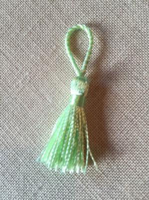 Pompon VERT 3.5 cm