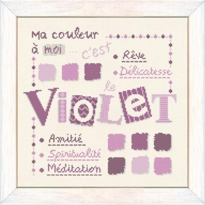 Violet X008 Lilipoints