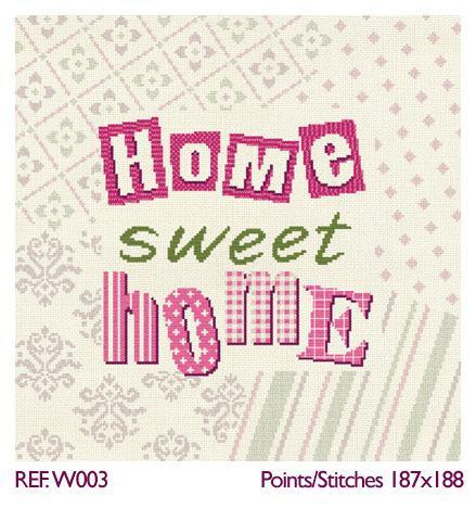 Home sweet home W003